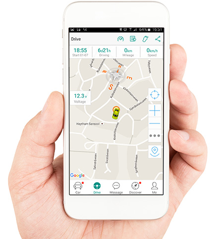 Golo nå i Norge med gratis app